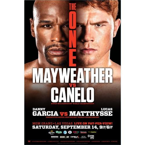 Floyd Mayweather vs. Canelo Avarez .ppv
